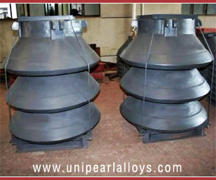 alloy steel castings, manganese steel castings products